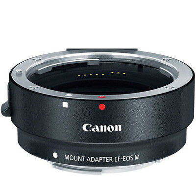 New Canon Mount Adapter EF to EOS-M