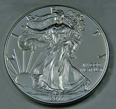 2017 American Eagle Silver Dollar Uncirculated