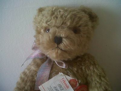 Rare Vintage 50´s Hermann Limited Edition Teddy