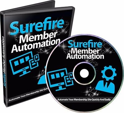 Create Your Own Membership Site Video Course Member Automation