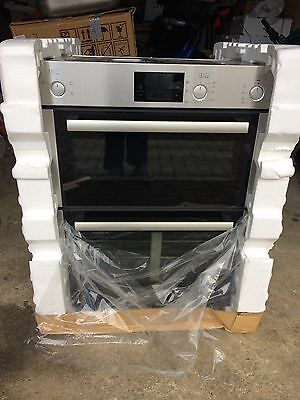 Bosch HBN13B251B Electric Double Oven