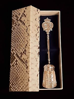 Vintage Charles and Diana Wedding Commemorative Silver Plated Heritage Spoon