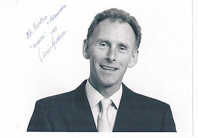 Christopher Godwin - British Television Actor - Hand Signed Photograph 10 x 8