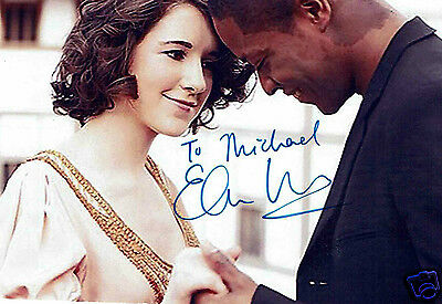 Ellie Kendrick  British Actress Hand signed 5 x 3  Photograph