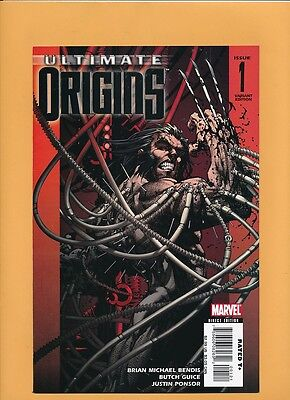 Ultimate Origins # 1 Turner Weapon X Variant Cover NM