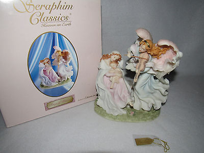 """""""song Of Praise"""" 2000 Seraphim Angels Classics Collection - #81867 - Mib"""