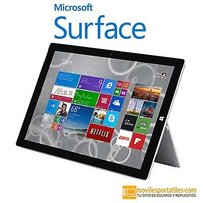 Tablet Microsoft Surface Pro 3 1631 Intel i3-4020Y 64 GB HD Graphics Family | C