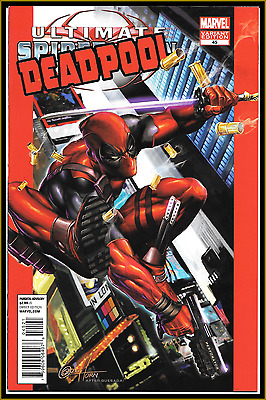 Deadpool #45 (2011) Nm Greg Horn Ultimate Spider-Man Variant 1St Evil Deadpool!