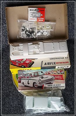 Airfix Lotus Cortina Construction Kit 1:32 Scalextric MRRC Exceptional Clark F1