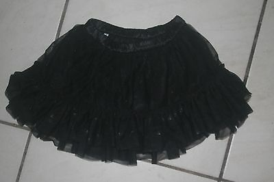 Baby Gap Black sequined skirt size 2yrs