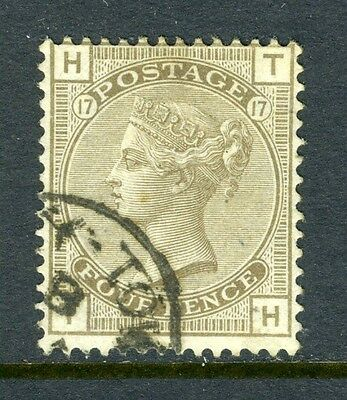 #71 (Plate 17) Fantastic and clean -nice (USED)  cv$475.00