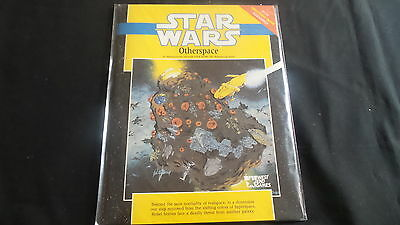 Star Wars Other Space RPG West End Games adventure