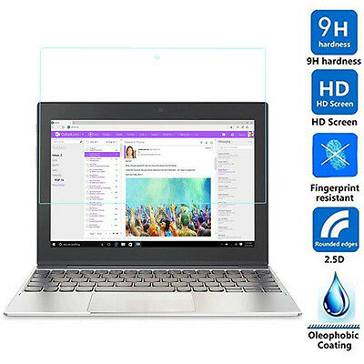 """Tempered Glass Film Screen Protector Cover Case for Lenovo Miix 320 10.1"""" Tablet"""