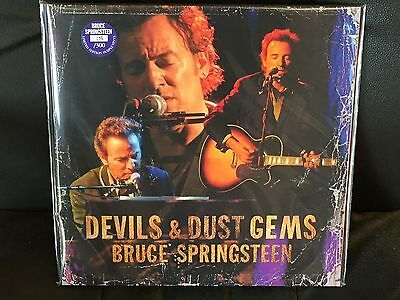 "Bruce Springsteen "" Devils & Dust Gems "" 1Lp, Ltd. Ed., Purple Vinyl"