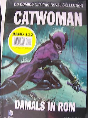 DC COMICS Graphic NOVEL Collection * Nr. 112 * Catwoman damals in Rom