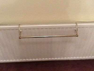 22ct Gold over the radiator Portable Towel Rail