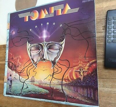 TOMITA - KOSMOS  UK LP RCA Red Seal ‎– RL 42652 (1978) Excellent In condition