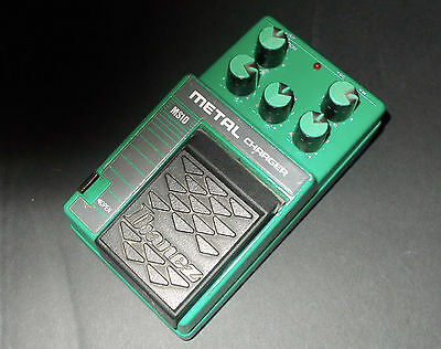 Ibanez Metal Charger, vintage distortion pedal made in Japan