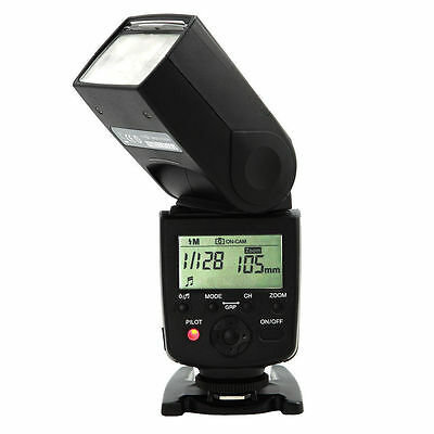 YONGNUO YN-560EX Wireless TTL Flash Speedlight For NIKON Canon Sony Olympus DSLR