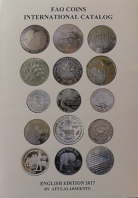 2017- New Full Colour Edition - Fao Coins International Catalog - F.a.o.