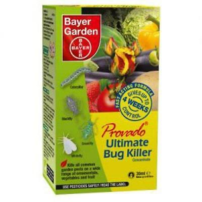 Bayer Garden Provado Ultimate Bug Killer Concentrate 30ml