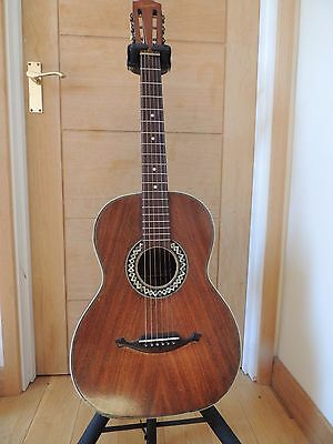 Vintage Stella Sovereign Short Scale Grand Concert Acoustic Guitar.  1935
