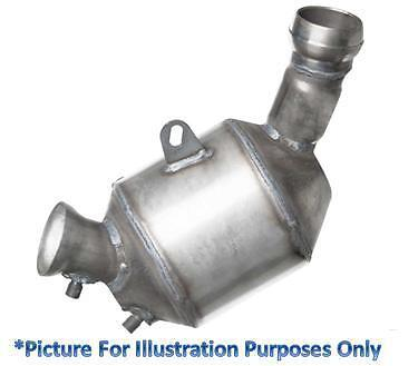 Bmw 3 Series 320D X1 Cat & Dpf Diesel Particulate Filter Bmf122