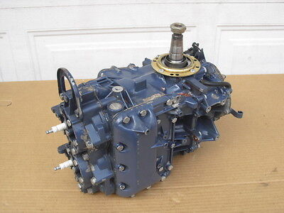 NICE 1960s-1970s Evinrude/Johnson 33hp Outboard Powerhead Assembly $119