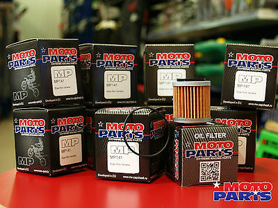 Pack of 10 oil filters for Yamaha YZF250/450 03-17, Yamaha YZF450 ATV