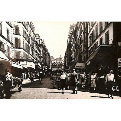 [75] Paris - Rue Lepic.