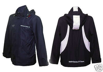 BMW Formula 1 Sauber Petronas  Windjacket Light Jacket BNWT Men Kubica Heidfeld