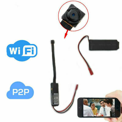 Spy Camera Spia Hd Wifi P2P Telecamera Nascosta Microcamera Detection