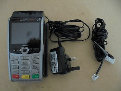 Ingenico iwl250 mobile card payment terminal