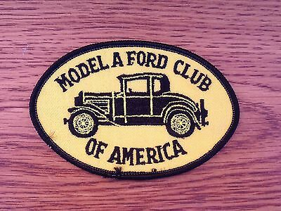Vintage Model A Ford Club of America Patch 1928 1929 1930 1931