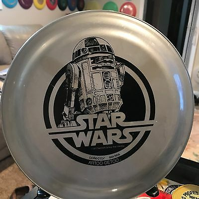 Humphrey Flyer  Frisbee vintage star wars Artoo Detoo 1977 20th century Fox film