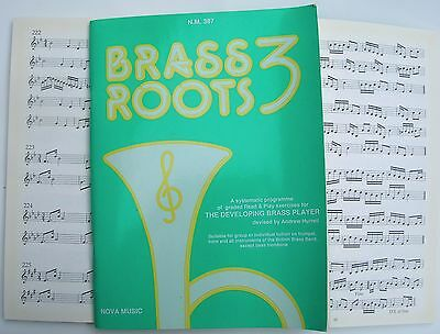 two copies of Brass Roots Vol 3 by Andrew Hurrell NM387