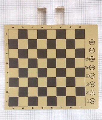 NOS Fidelity Electronics Sensory Chess Challenger Playing Surface Chessboard VTG