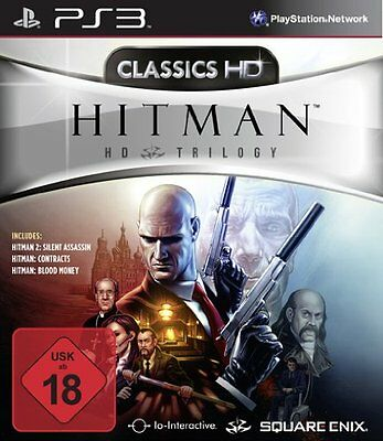 Hitman HD Collection PS-3 inkl Sniper Mission [German Version]