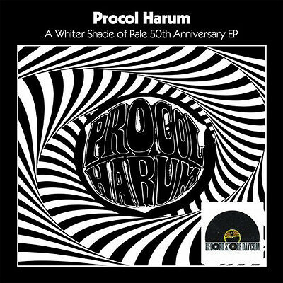 Procol Harum / A Whiter Shade Of Pale 50th Anniversary RSD 2017 - Vinyl 12""