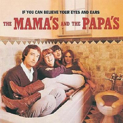 The Mamas And The Papas / If You Can Believe Your Eyes And Ears - Vinyl LP MONO