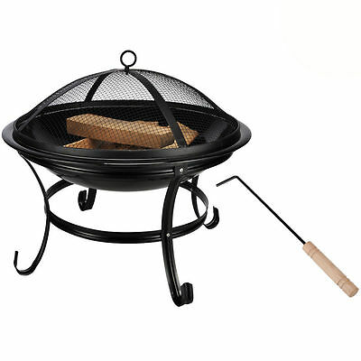 feuerschale feuerkorb feuerstelle gartenfeuer lagerfeuer grill cadiz 55 cm eur 47 99. Black Bedroom Furniture Sets. Home Design Ideas