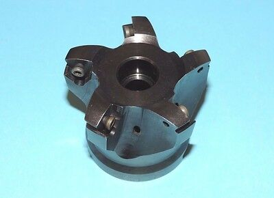 """NEW SECO 2.50"""" Indexable High Feed Face Milling Cutter (R220.21-02.50-R160.5A)"""