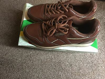 Drakes Pride Indoor Bowling Shoes Tan Size 8 Very Good Condition