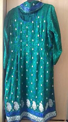 Shalwar Kameez Churidar Stitched Suit