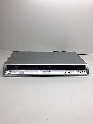 Panasonic DMR-ES16 DVD Recorder Player Silver No Remote