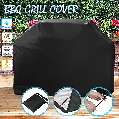 Extra Large BBQ Cover Heavy Duty Waterproof Barbecue Garden Grill Protector 170