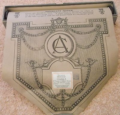 Full Scale Pianola 30836A Themodist Voyage To Lilliput Suite Aeolian Co Bosworth