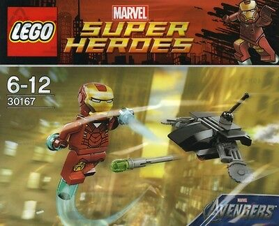 Lego Super Heroes - 30167 - Iron Man vs. Fighting Drone Polybag