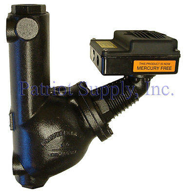 McDonnell Miller 173502 157S Low Water Cutoff And Pump Control With Water Column