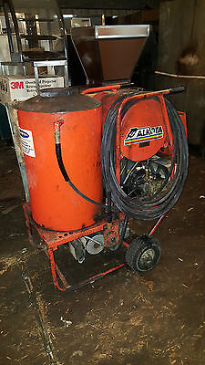 Alkota Cleaning Systems Hot Water Steam Pressure Washer Electric Diesel/Fuel Oil